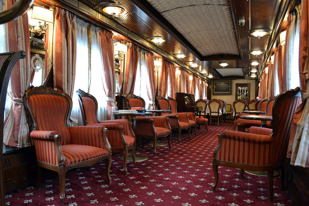 VENICE SIMPLON-ORIENT EXPRESS (ЕВРОПА) Самый знаменитый поезд класса «люкс» в мире в принципе н