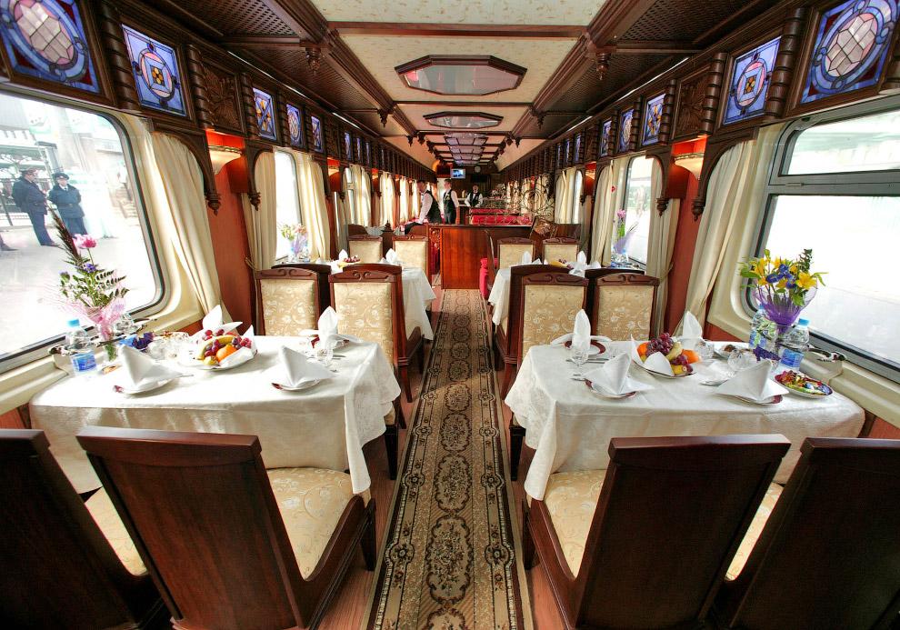 В 2017 году поезд празднует свой 10-летний юбилей/ По этому случаю в июле состоится «Президентс