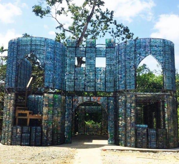 Как эта программа может помочь в утилизации отходов жителям Панамы? Предположим, что человек родился