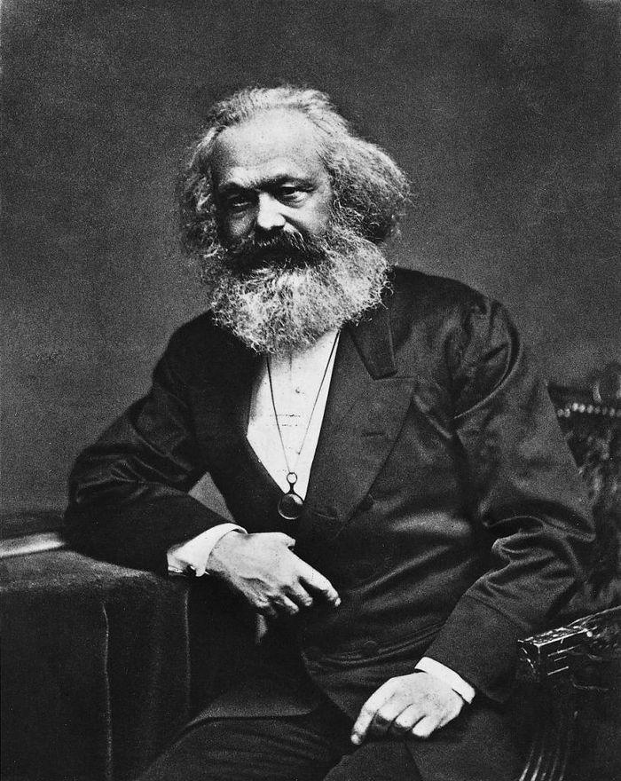 Карл Маркс Чистота — это пережиток, решил зачинатель марксизма и принял волевое решение не пасть жер