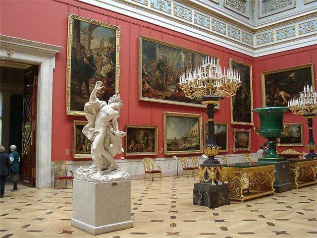 Виртуальная экскурсия по российским музеям