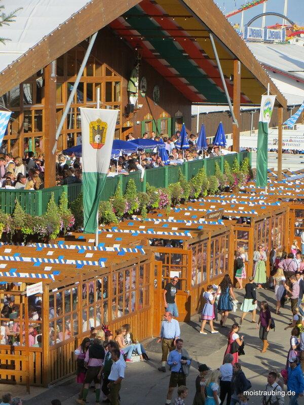 Октоберфест - Oktoberfest в Мюнхене