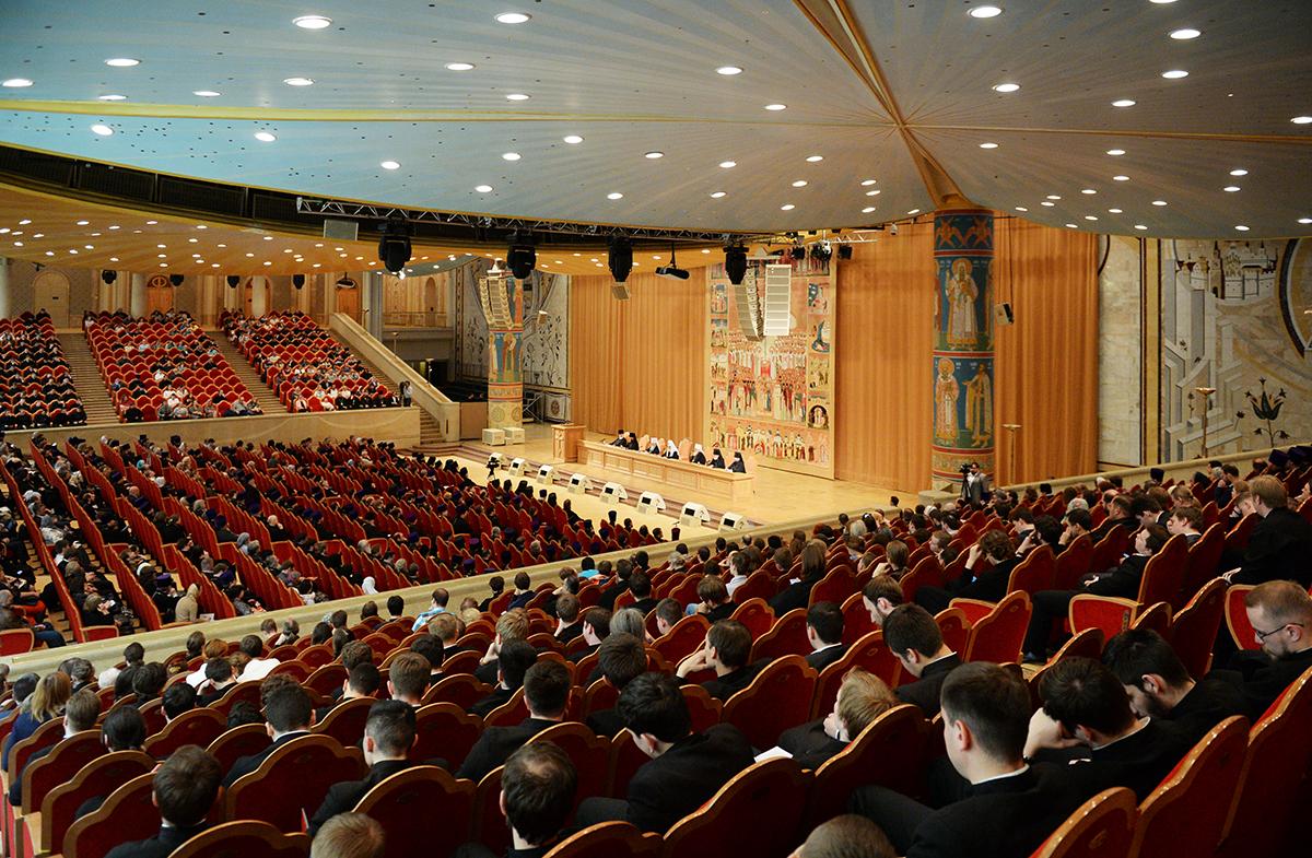 Конференция «100-летие начала эпохи гонений на Русскую Православную Церковь»