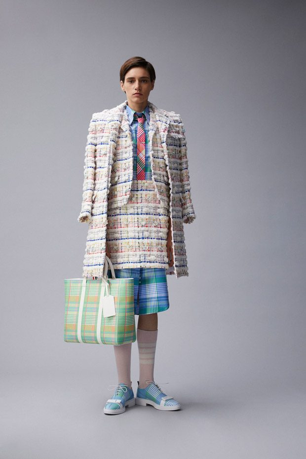 Thom Browne Resort 2018 Womenswear Collection