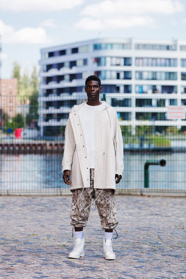 Cornerstone Spring Summer 2018 Menswear Collection