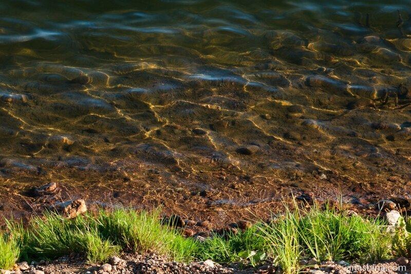 Вода, карьер Гаврилово