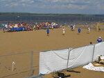 Пляжный футбол. Финальный матч.