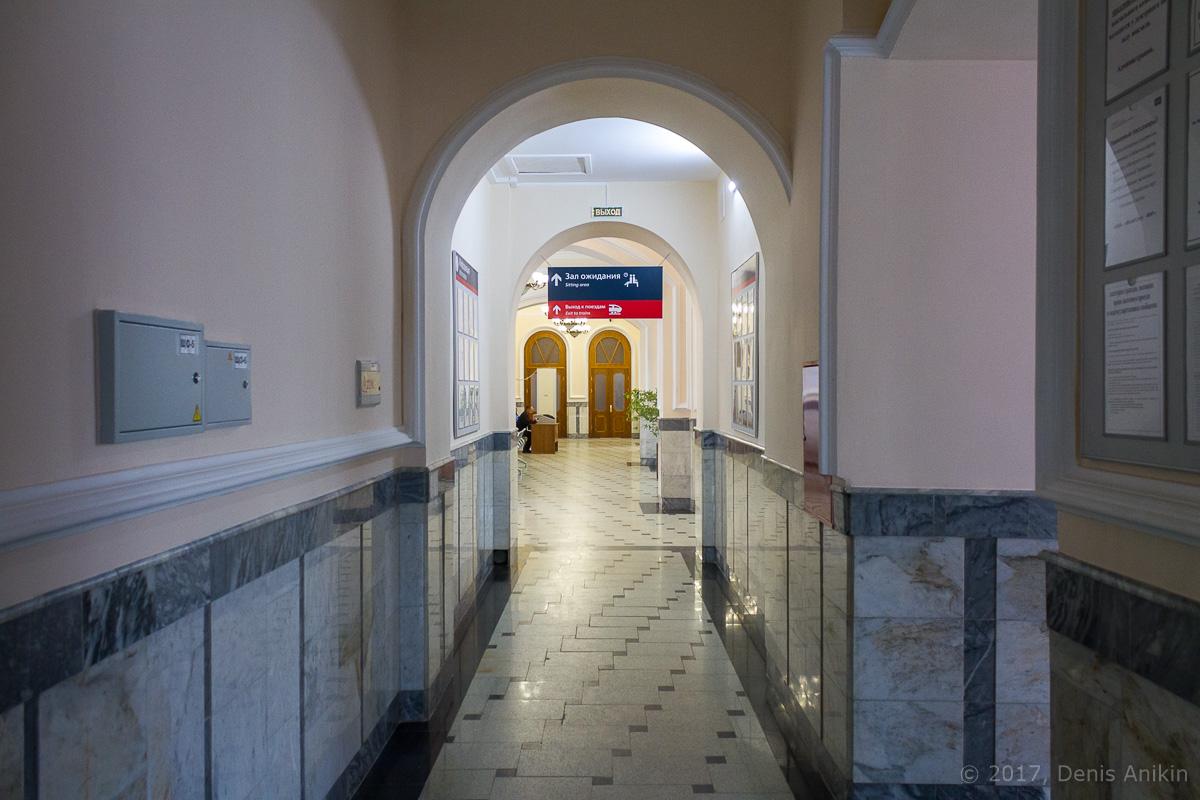 Железнодорожный вокзал Аткарск фото 15
