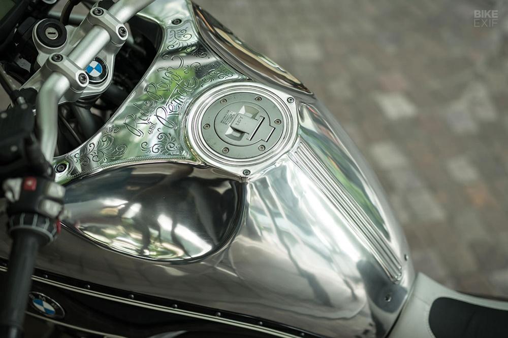 Cherry's Company: кастом BMW R1200GS