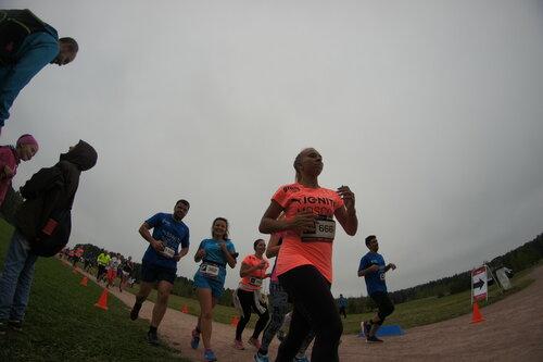 фотография с забега Grom 10км 3 сентября 2017 года