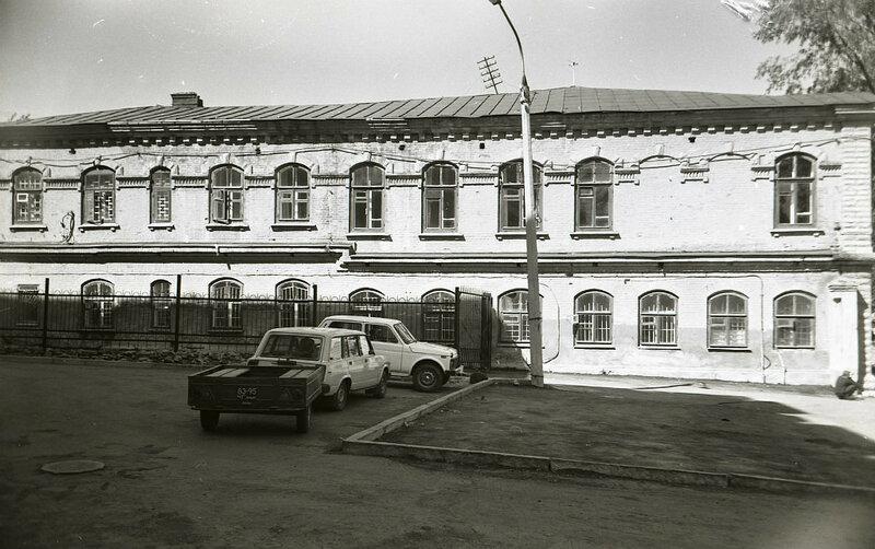 Дом Чикина