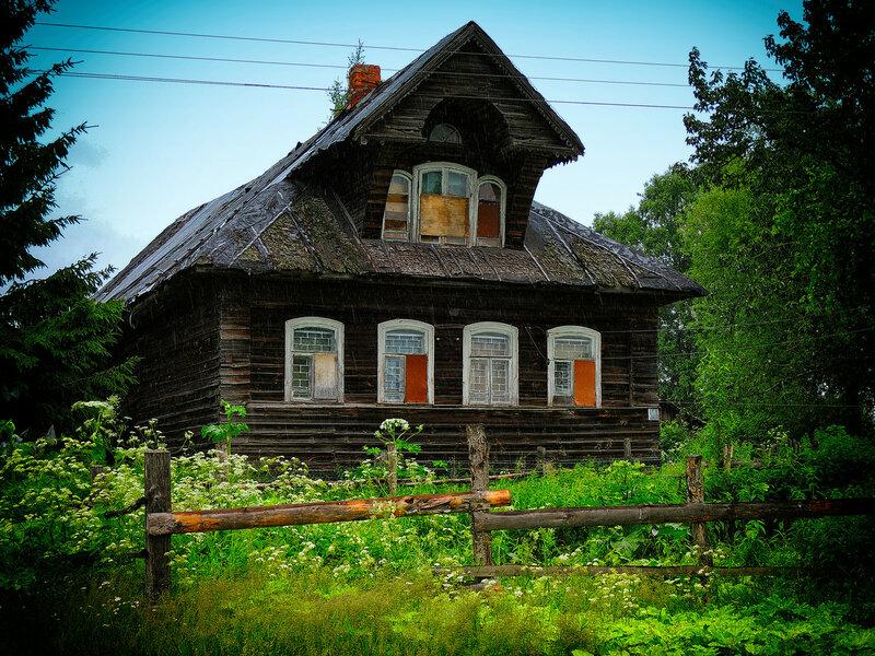 село Еськи