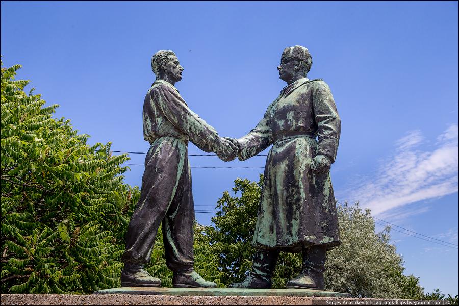 Мементо-парк в Будапеште
