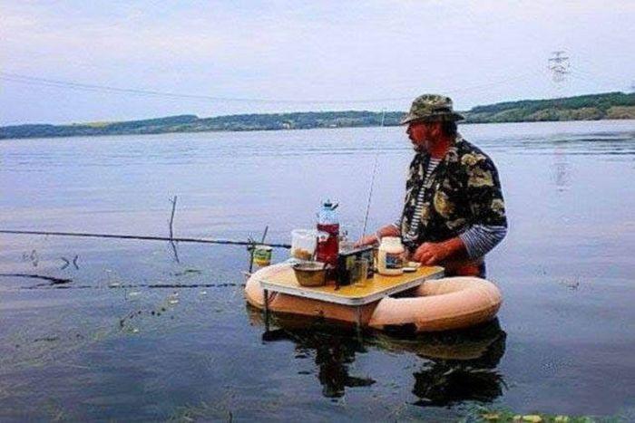 Когда заказал лодку с Aliexpress...