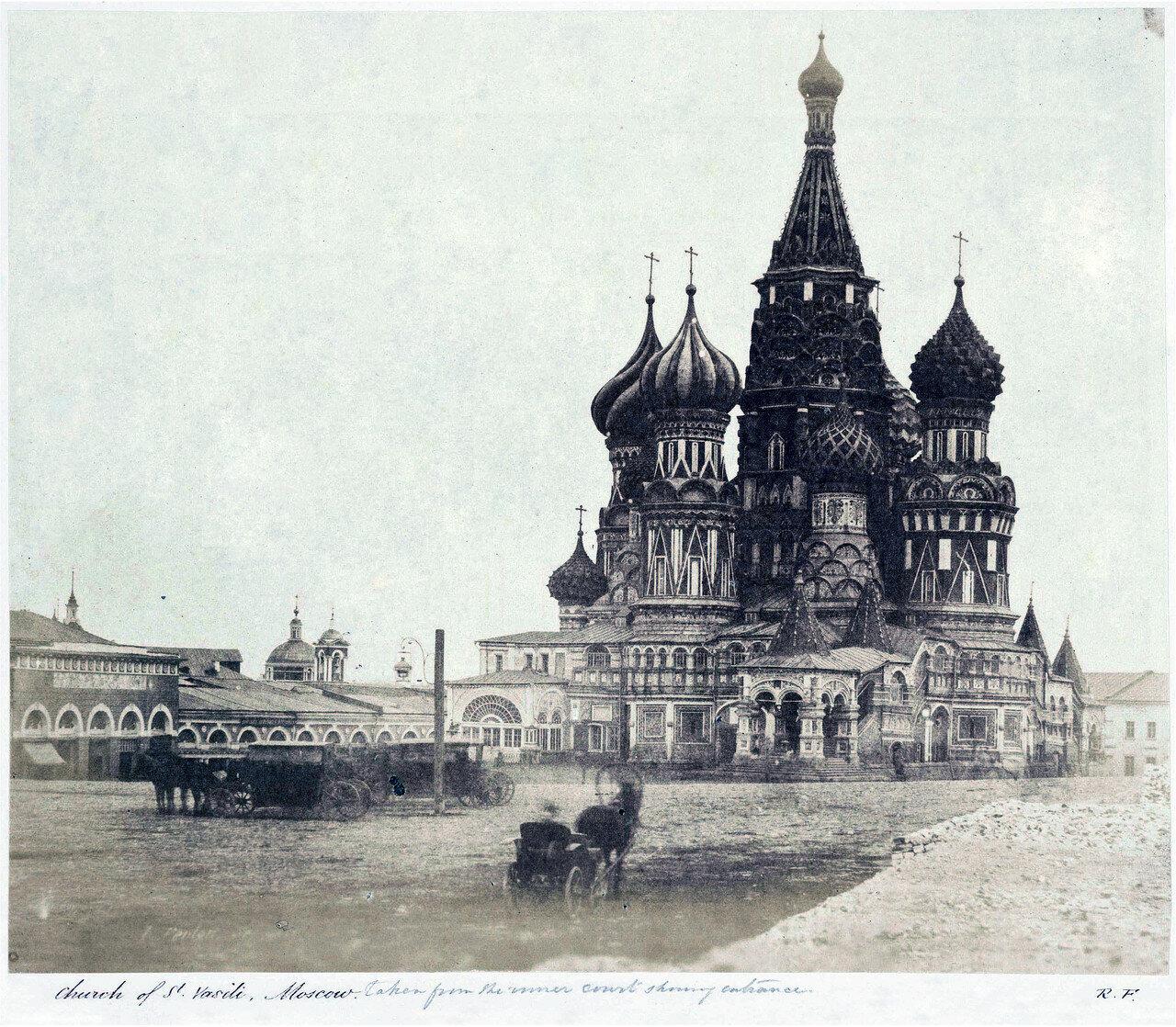 95622 Вид на собор Василия Блаженного 1852 Роджер Фентон.jpg