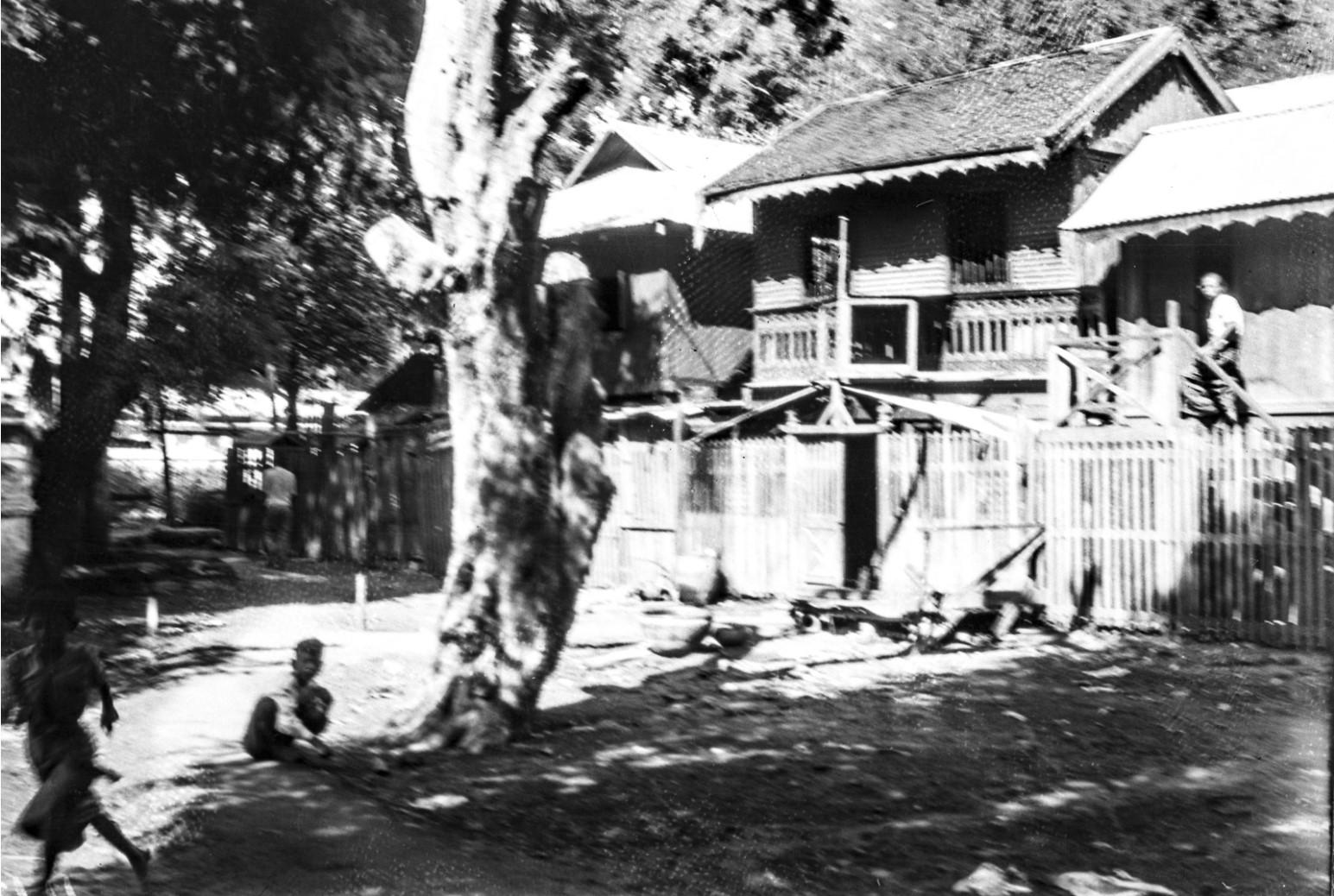 1080. Улица в Мандалай
