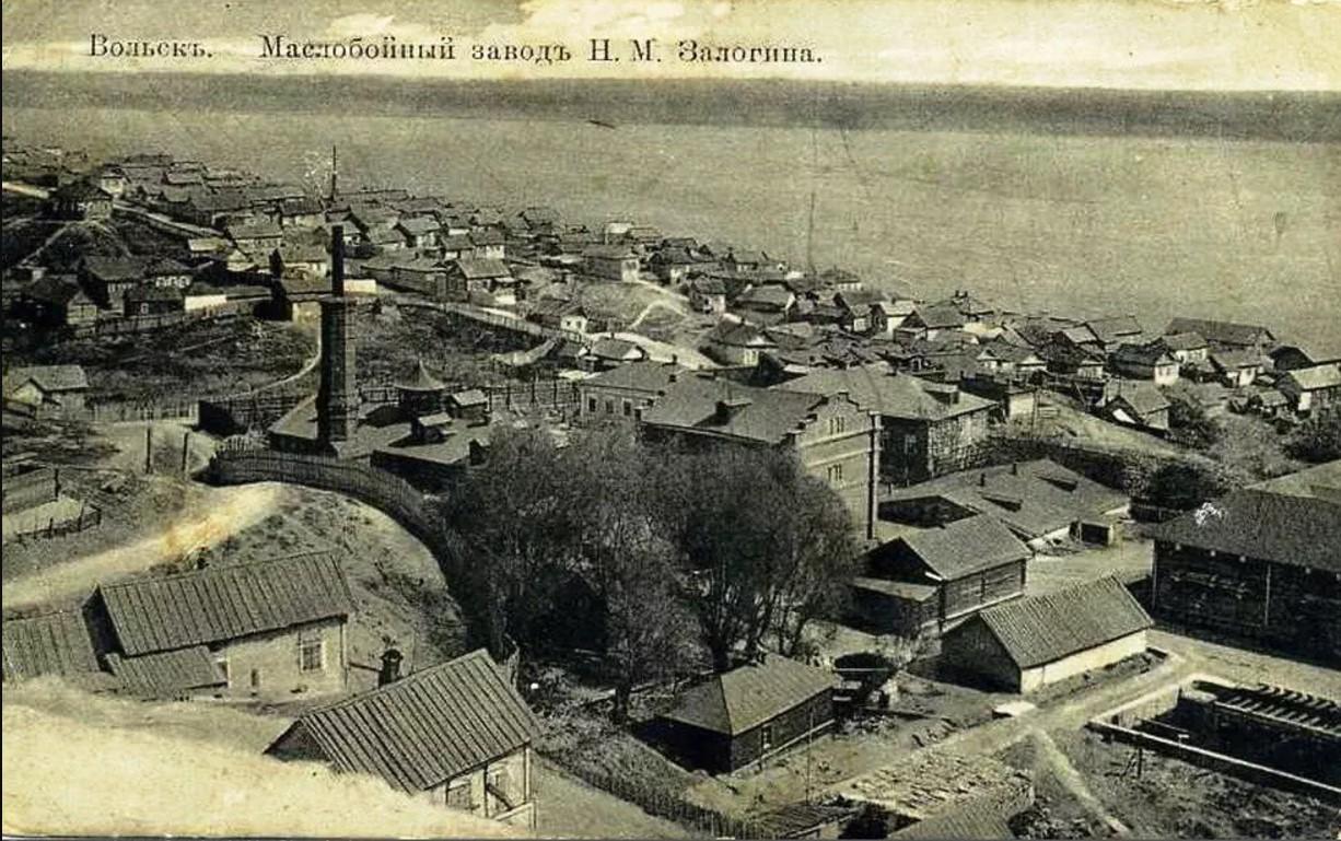 Маслобойный завод Н.М. Залогина