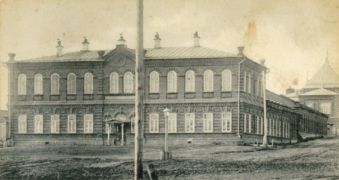 Мелекесская низшая ремесленная школа