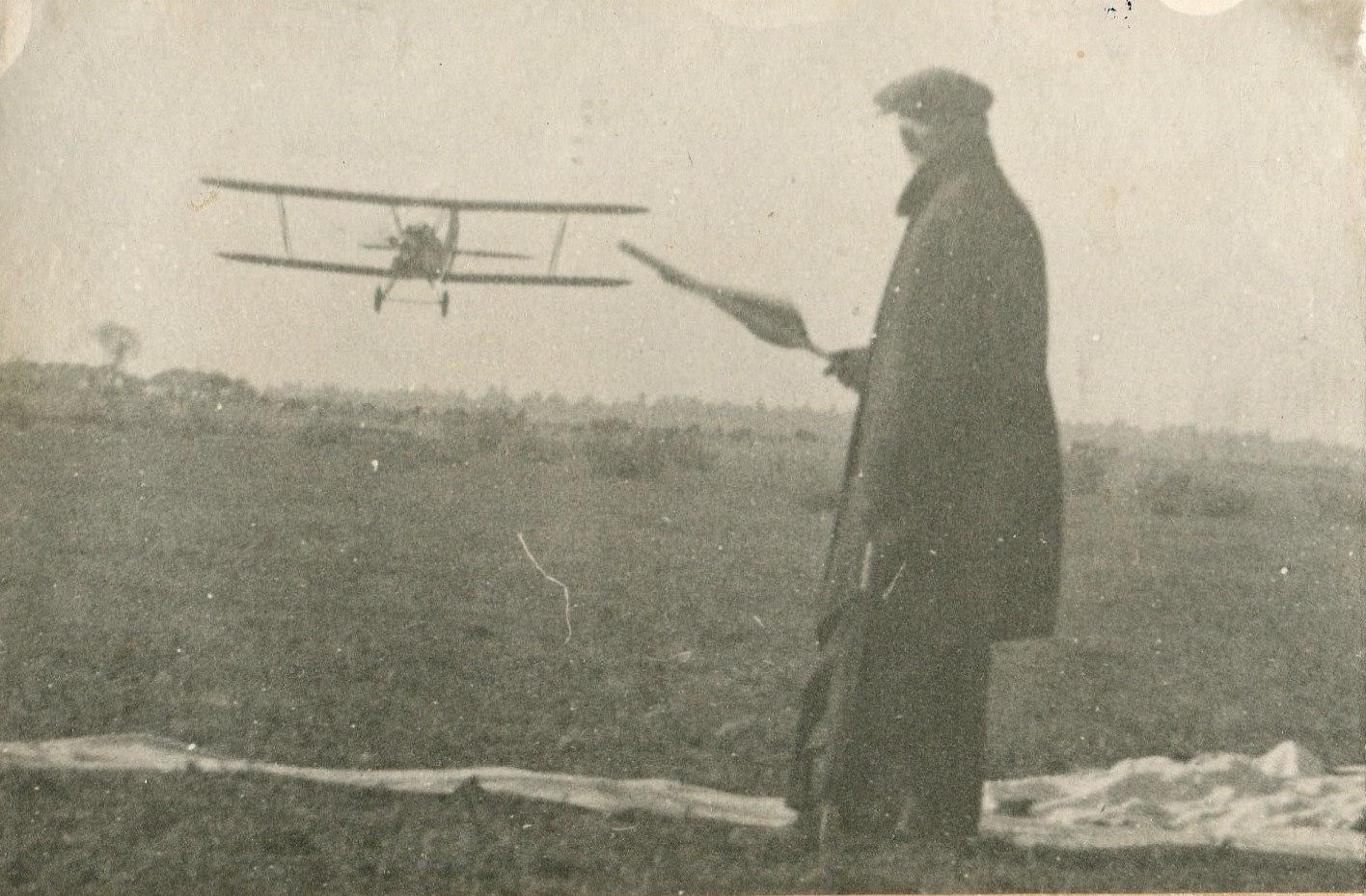 1935. Тренировочные полеты