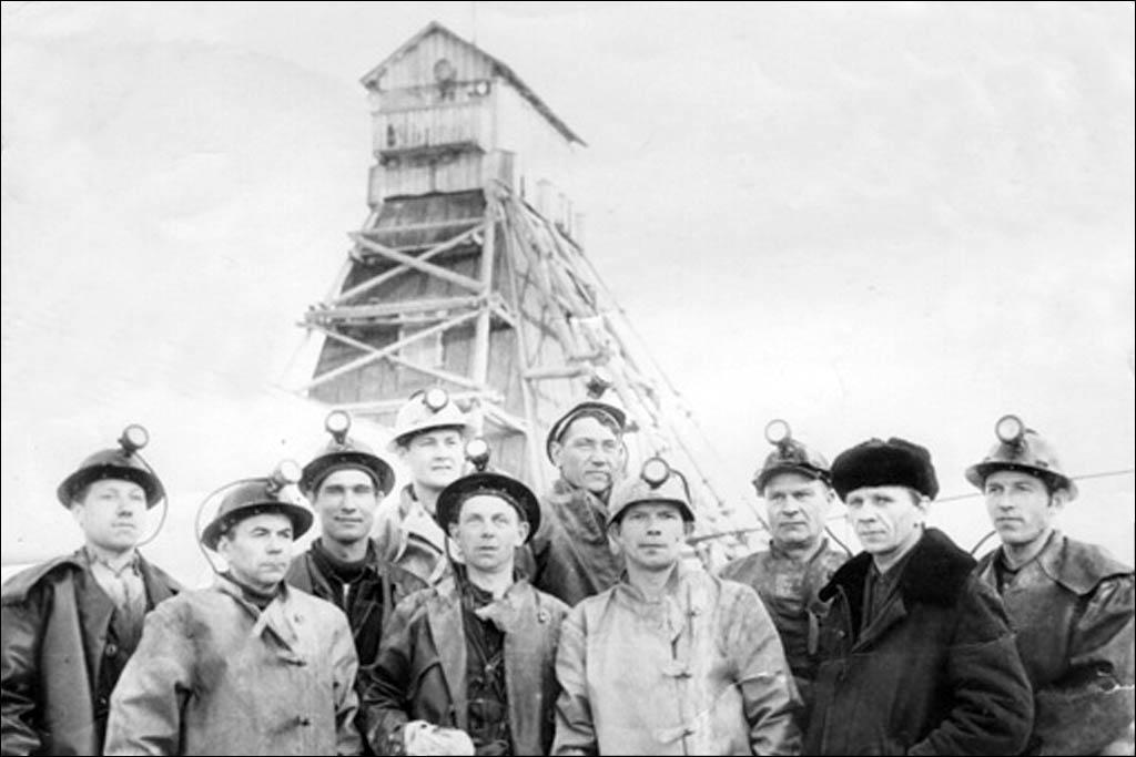Рудник «Середовина Невьянская»