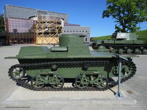 Т-38 (музей Прорыв) _350.JPG