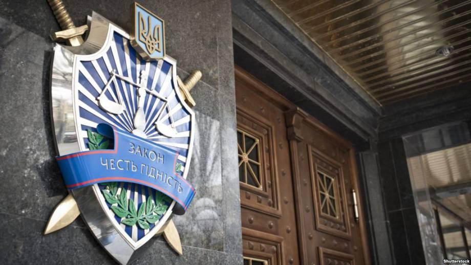 ГПУ: руководителя отделения полиции в аэропорту «Киев» задержали за взятку