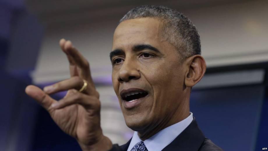 Заявление Обамы против расизма стала одной из самых популярных в Twitter