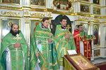 Sărbătorirea sfinților Petru și Fevronia în Pietrosu.