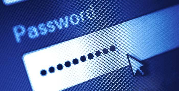пароль в интернете