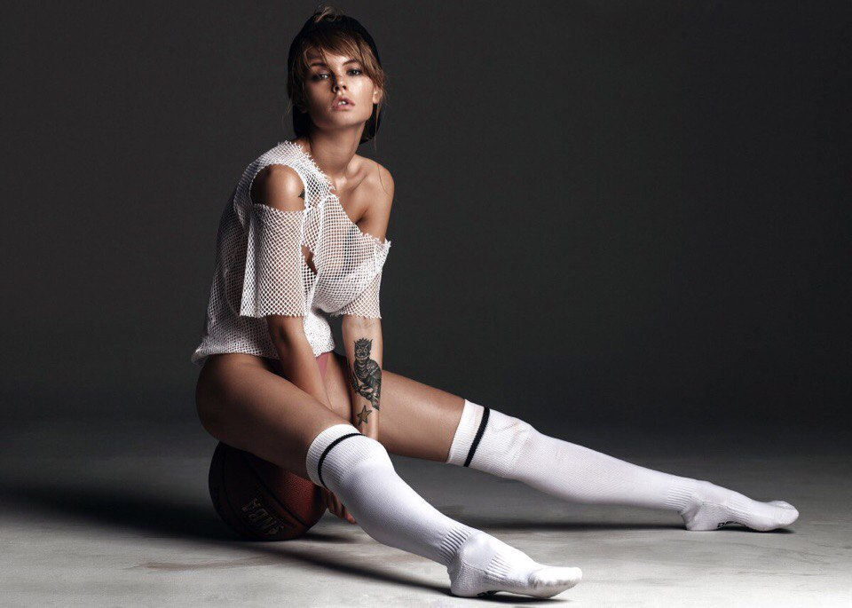 Anastasia Scheglova by Maksim Serikow