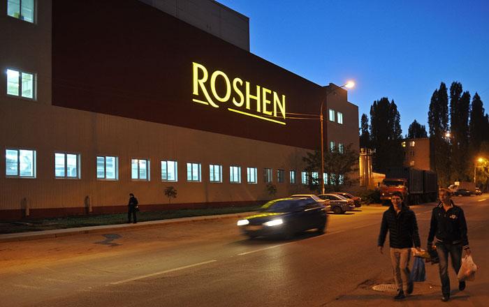 Ребенку наколяске отказались проводить экскурсию позаводу Roshen