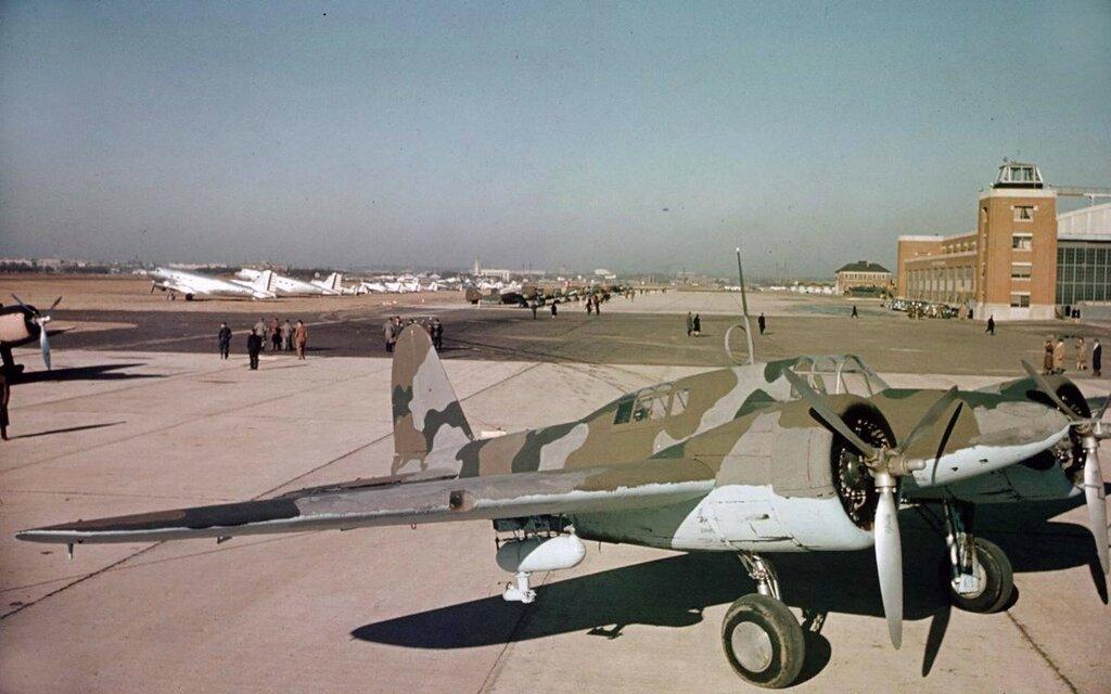 Curtiss A-18 Shrike