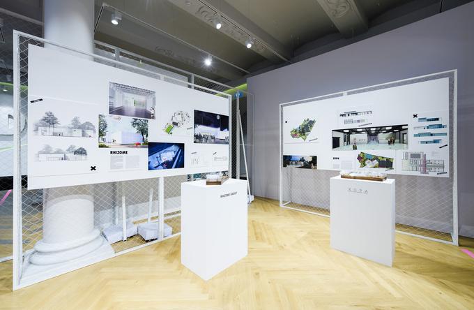 В Москве были представлены архитектурные проекты будущего спортивного центра Nike (30 фото)