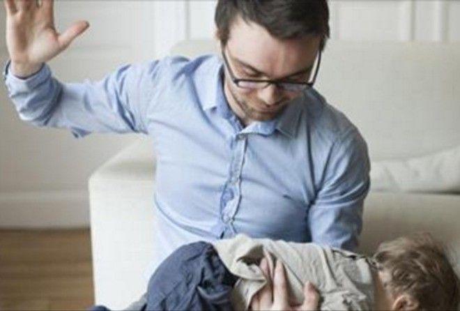 6 причин почему шлепки не работают 1. Дети учатся через подражание. Родительская порка учит детей то