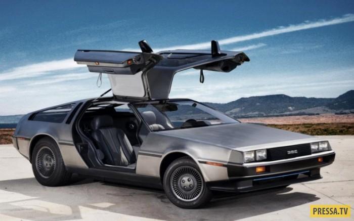 Mosler Raptor Этот странный спортивный автомобиль больше похож на детскую игрушку. Вряд ли найдется