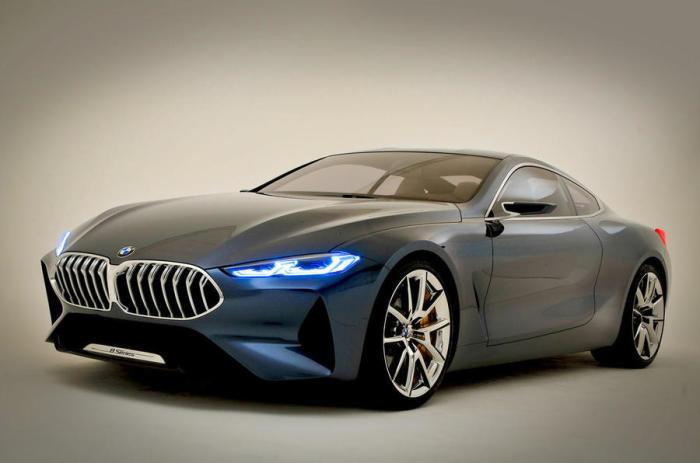 Новый BMW 8 Series: автомобиль, о котором мечтали последние 30 лет Запись входит в топ 1000 рейтинга (7 фото)