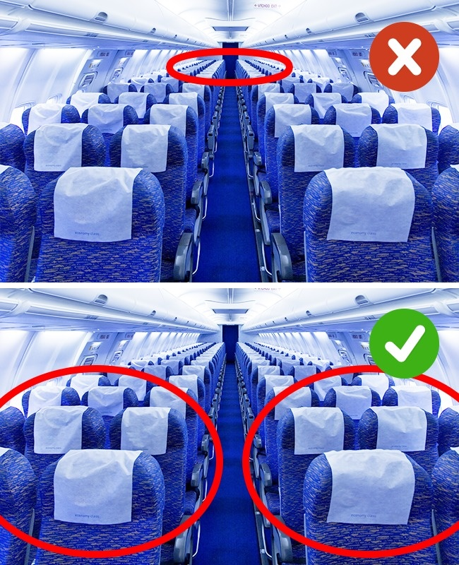 © depositphotos  Все знают правило: если вас укачивает втранспорте, нестоит садиться напосл