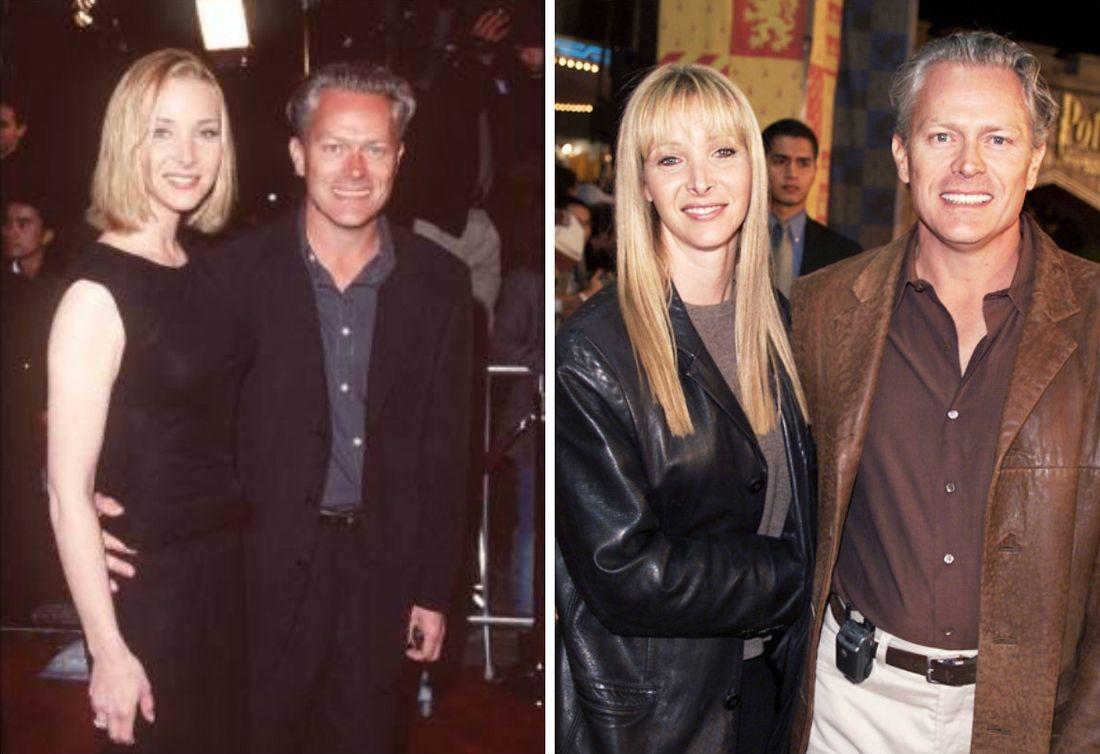 9. Лиза Кудроу и Мишель Штерн, 21 год вместе Они познакомились еще в 1987 году, но Лиза не воспринял