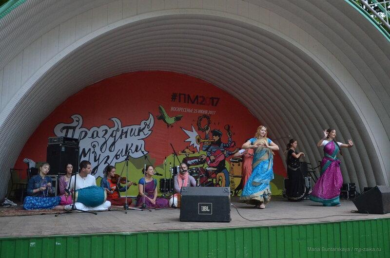Праздник музыки, Саратов, 25 июня 2017 года
