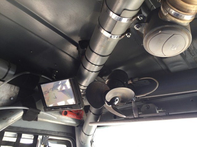 Гоночный носорог: как устроен КАМАЗ-4326 для ралли-рейдов