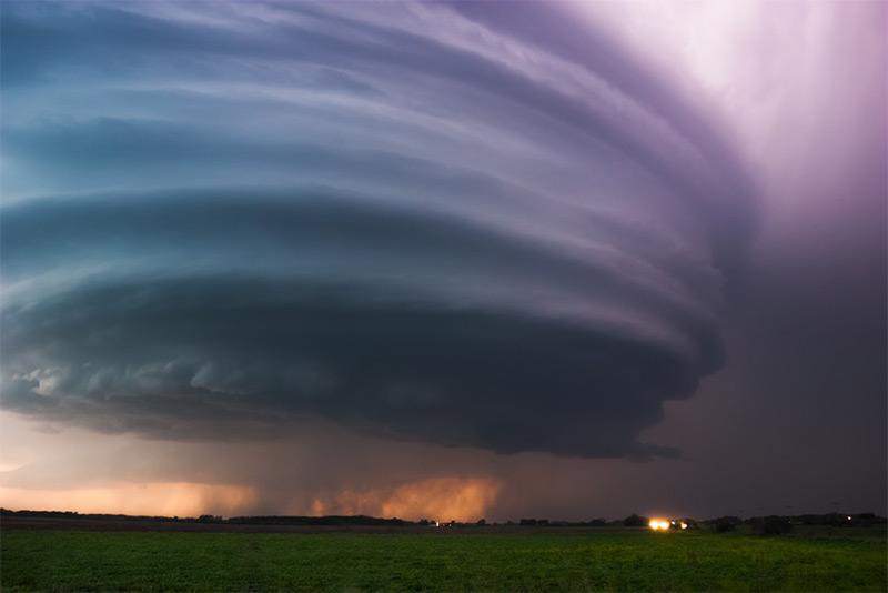 Severe Skies: The Photography of Storm Chaser Mike Hollingshead
