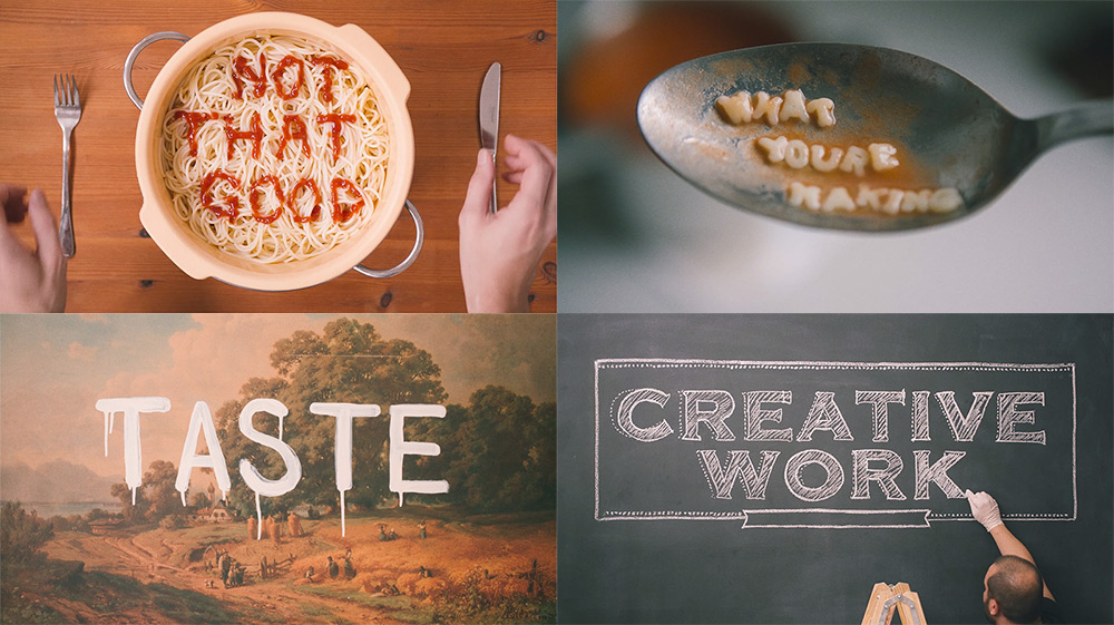 The Gap: A New Typographic Interpretation of Ira Glass's Iconic Quote About the Creative Process