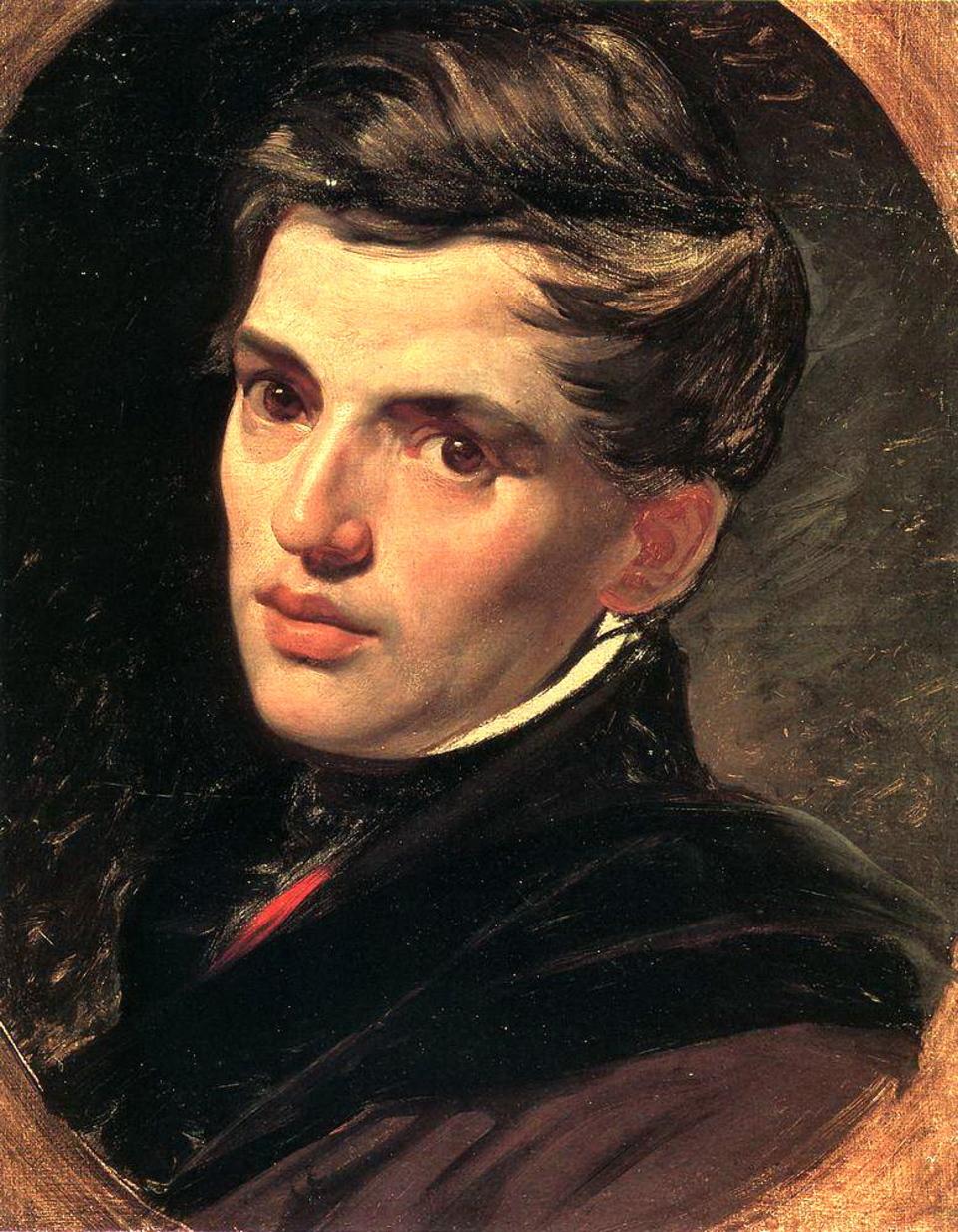 Брюллов Александр Павлович, 1798-1877-русский художник и архитектор.
