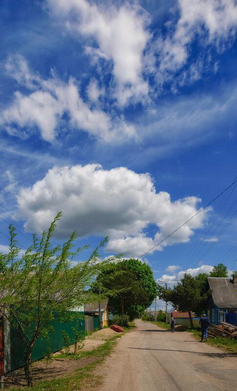 восторженное небо