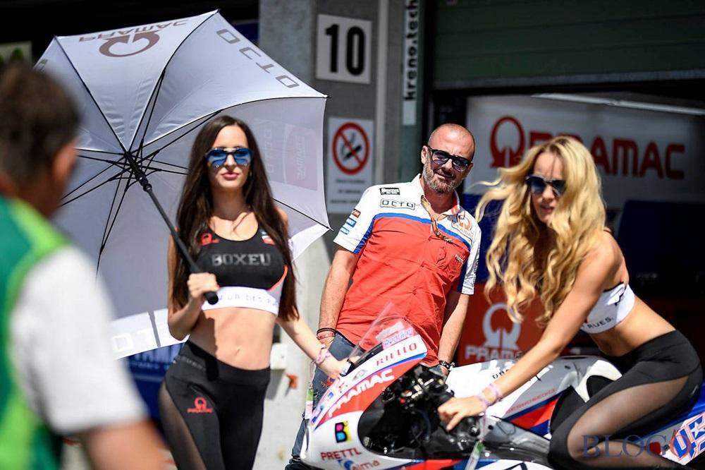 Девушки паддока Гран При Брно 2017 (фото)