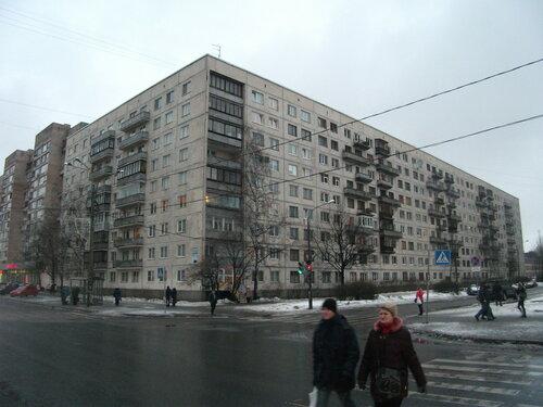 ул. Брянцева 20к1