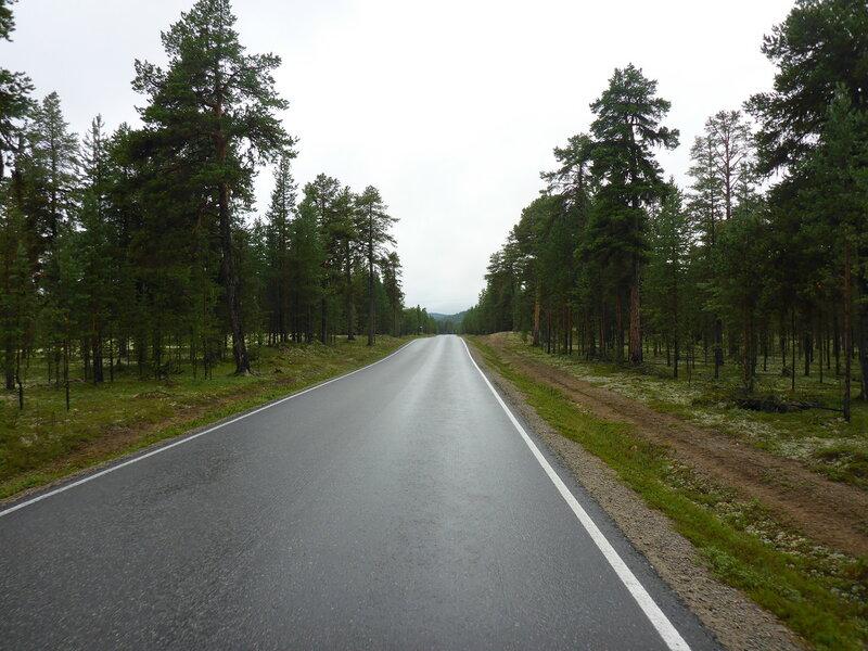 дорога 9553 Inari - Angeli