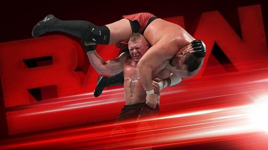 Post image of WWE Monday Night RAW 21.08.2017