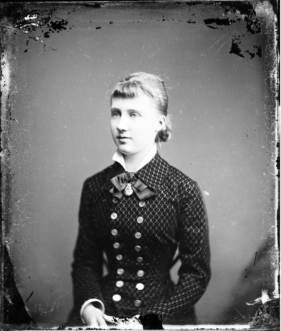 Елизавета Маврикиевна