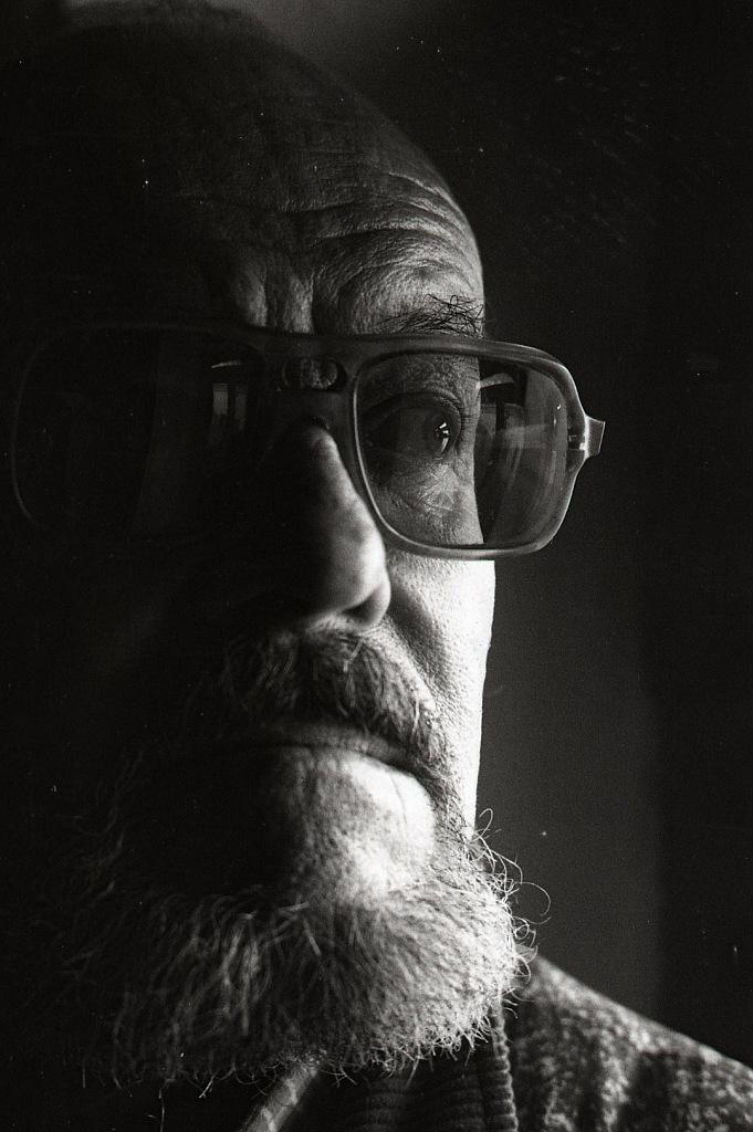 Поэт Андрей Лядов
